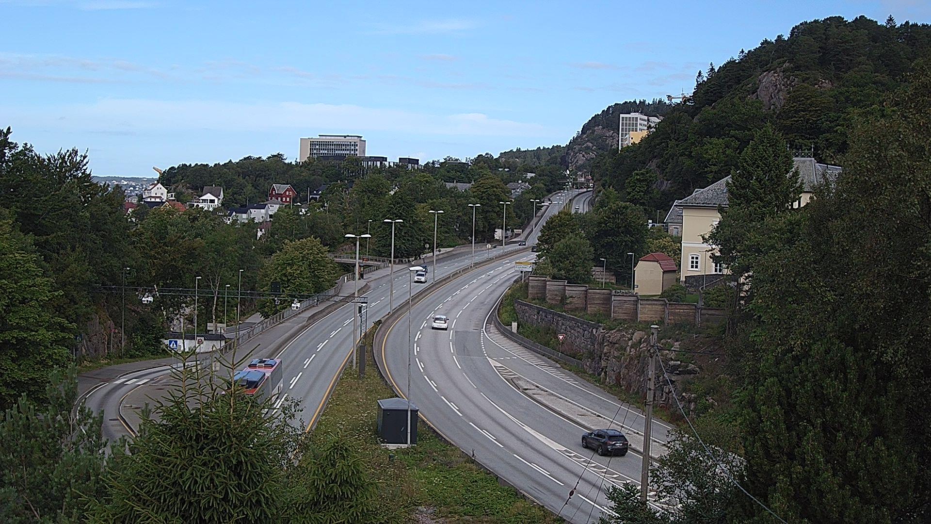 Webcam Sandviken, Bergen, Hordaland, Norwegen