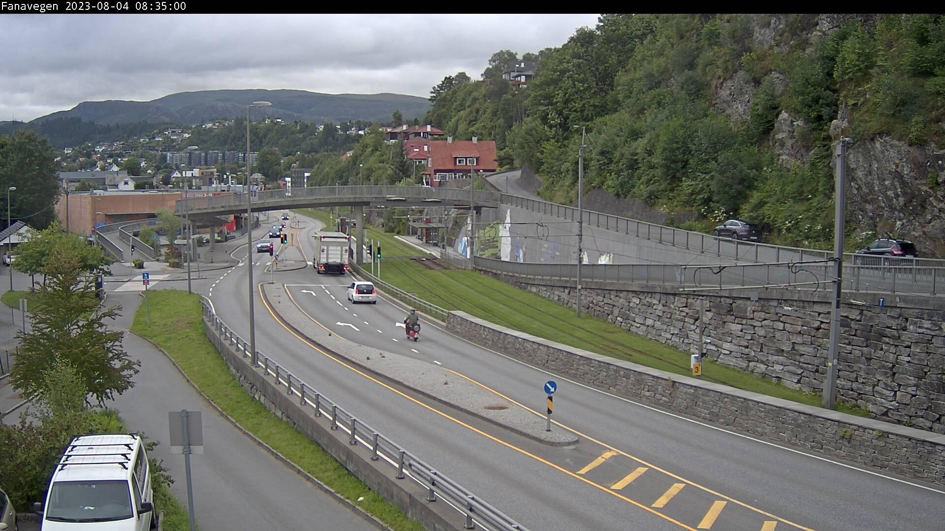 Webcam Nesttun, Bergen, Hordaland, Norwegen