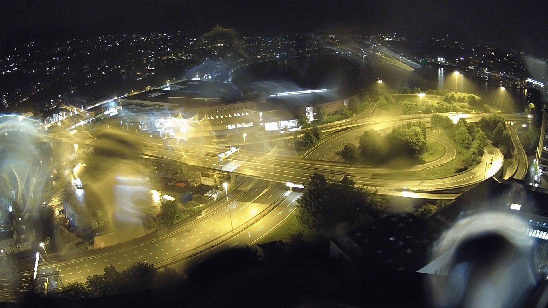 Webcam Bergen, Bergen, Hordaland, Norwegen