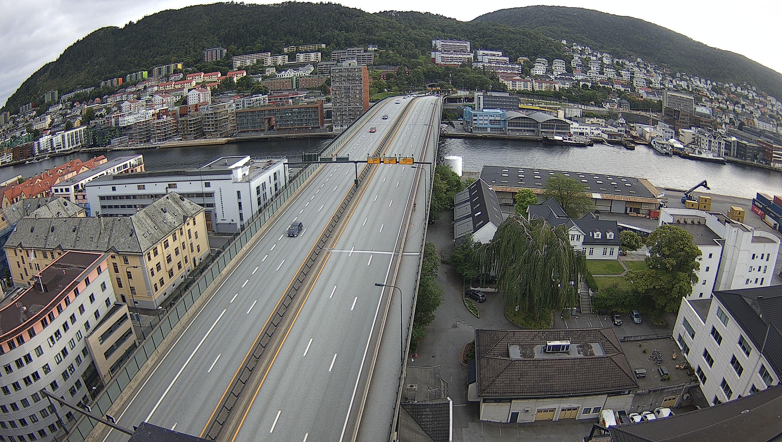 Bergen - Puddefjordsbrücke