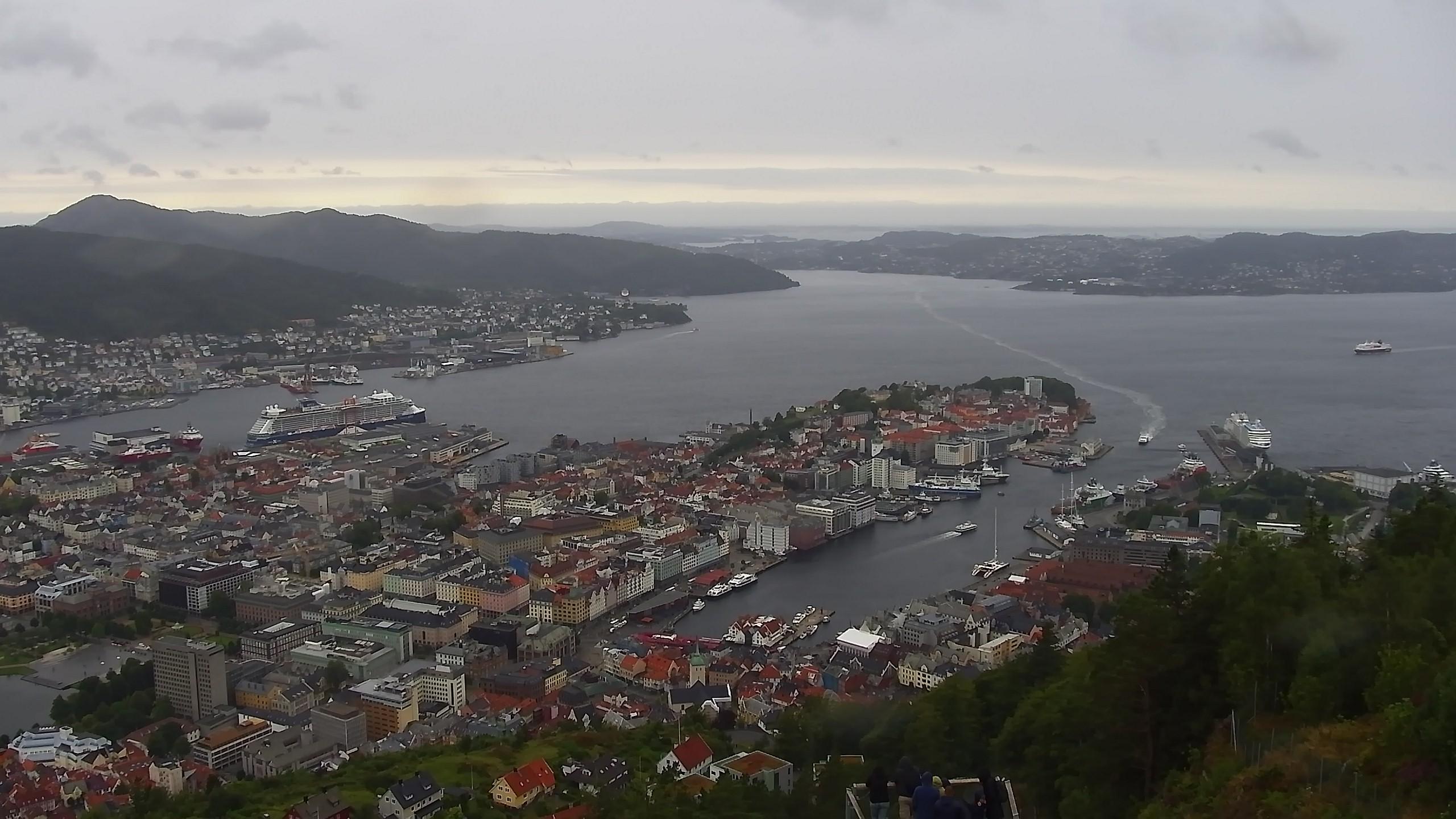 webcam Bergen