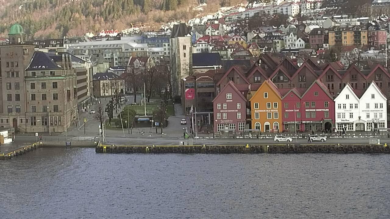 Bergen - Vågen; Håkonshall